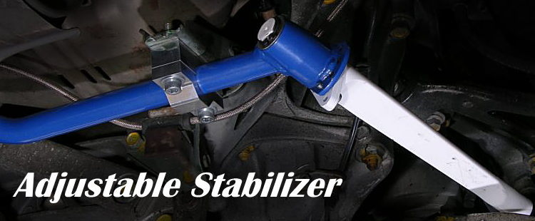 ADJUSTABLE STABILIZER